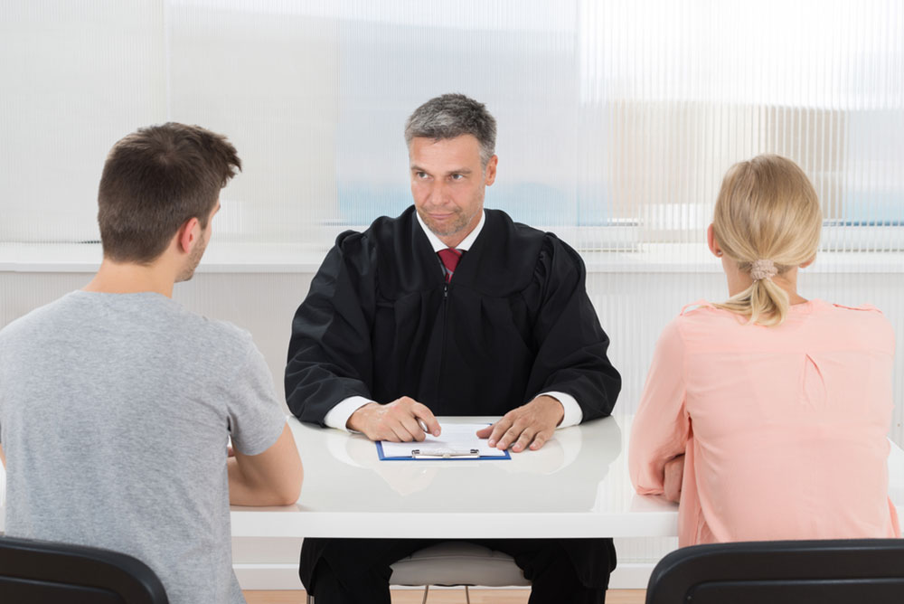 גישור וגירושין