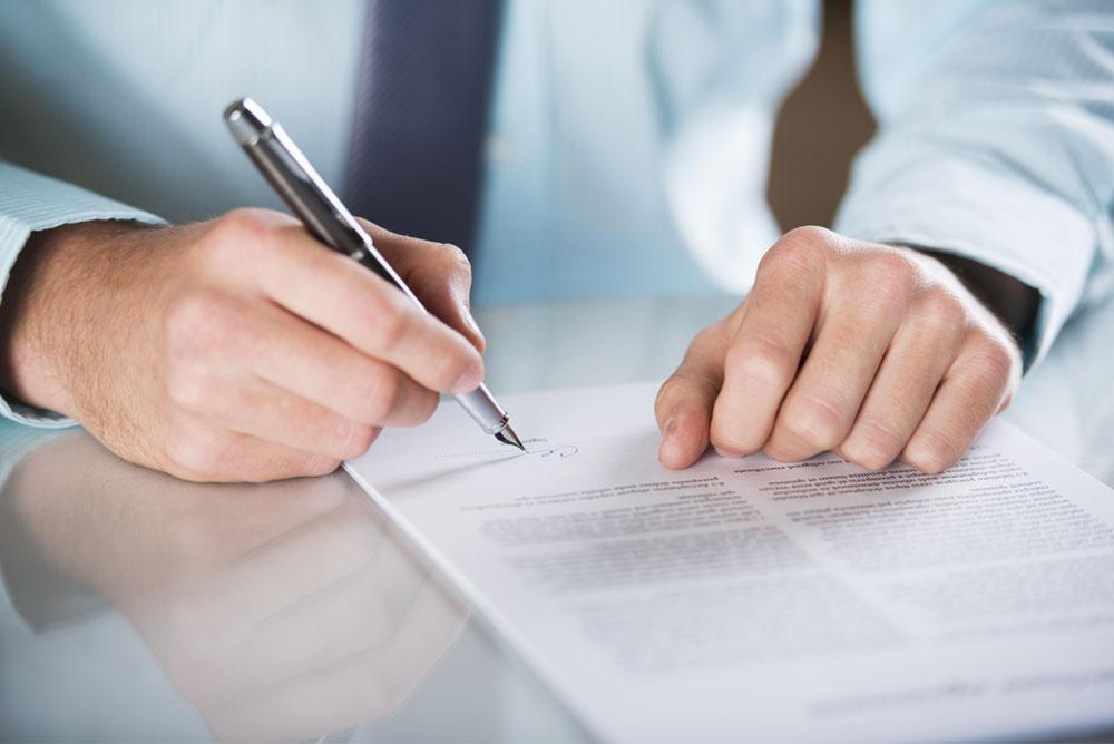 עורך דין הסכם ממון