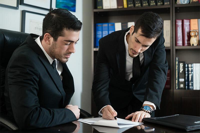 """אימות חתימה ע""""י עורך דין"""